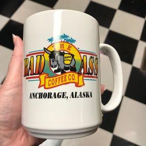 Oversize Coffee Mug The Bad Ass Coffee Co Alaska
